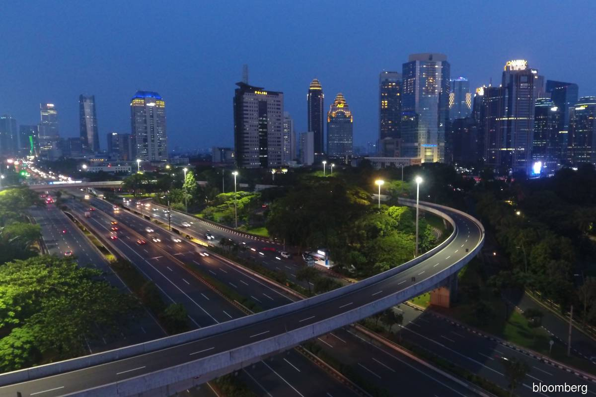 Jakarta, Indonesia. (Photo by Bloomberg)