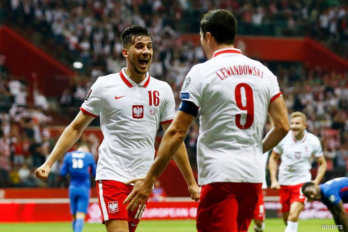 Belief behind fearless Poland display against England, says Moder