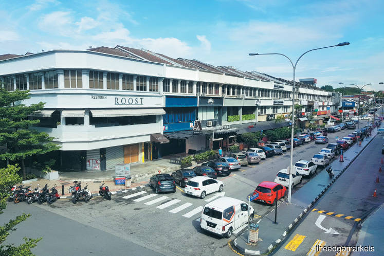 Streetscapes: The enduring Jalan Telawi
