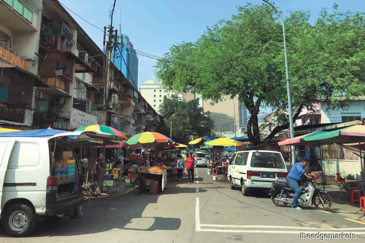 Streetscapes: A different side of Jalan Tiong Nam