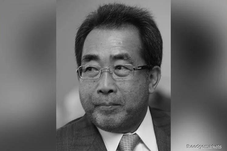 Jamaluddin Jarjis had fallout with daughter, says half-brother