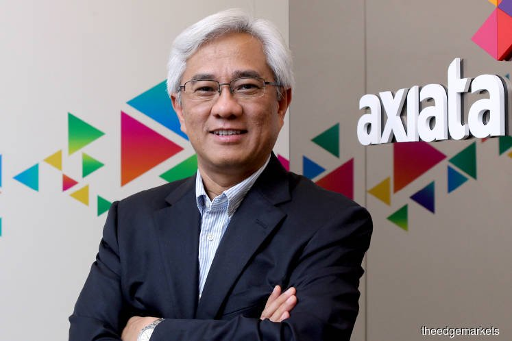 Axiata CEO Jamaludin to step down in end-2020, former UEM group chief Izzaddin designated to succeed