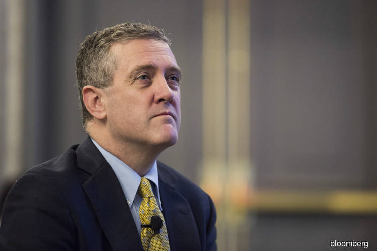 Bullard says U.S. avoiding recession makes Fed review well-timed