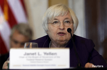 Brexit helped keep Fed on hold, could slow future U.S. rate rises