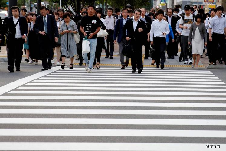 Japan Q1 GDP unchanged from preliminary -0.6 pct annualised