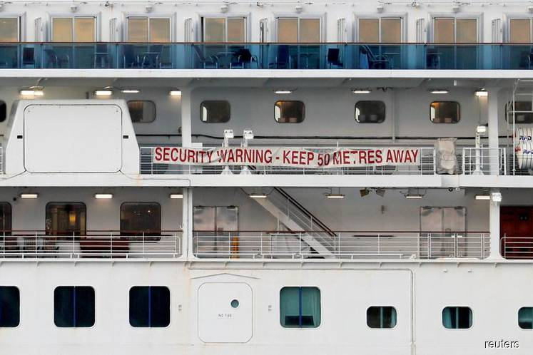 Japan: 23 cruise passengers not tested before disembarking