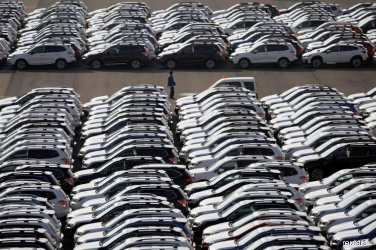 Asian automaker shares hit as Trump threatens Mexico with tariffs