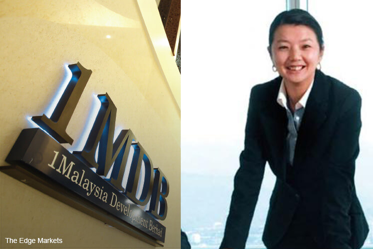Jasmine Loo to be charged for laundering US$5.99 million