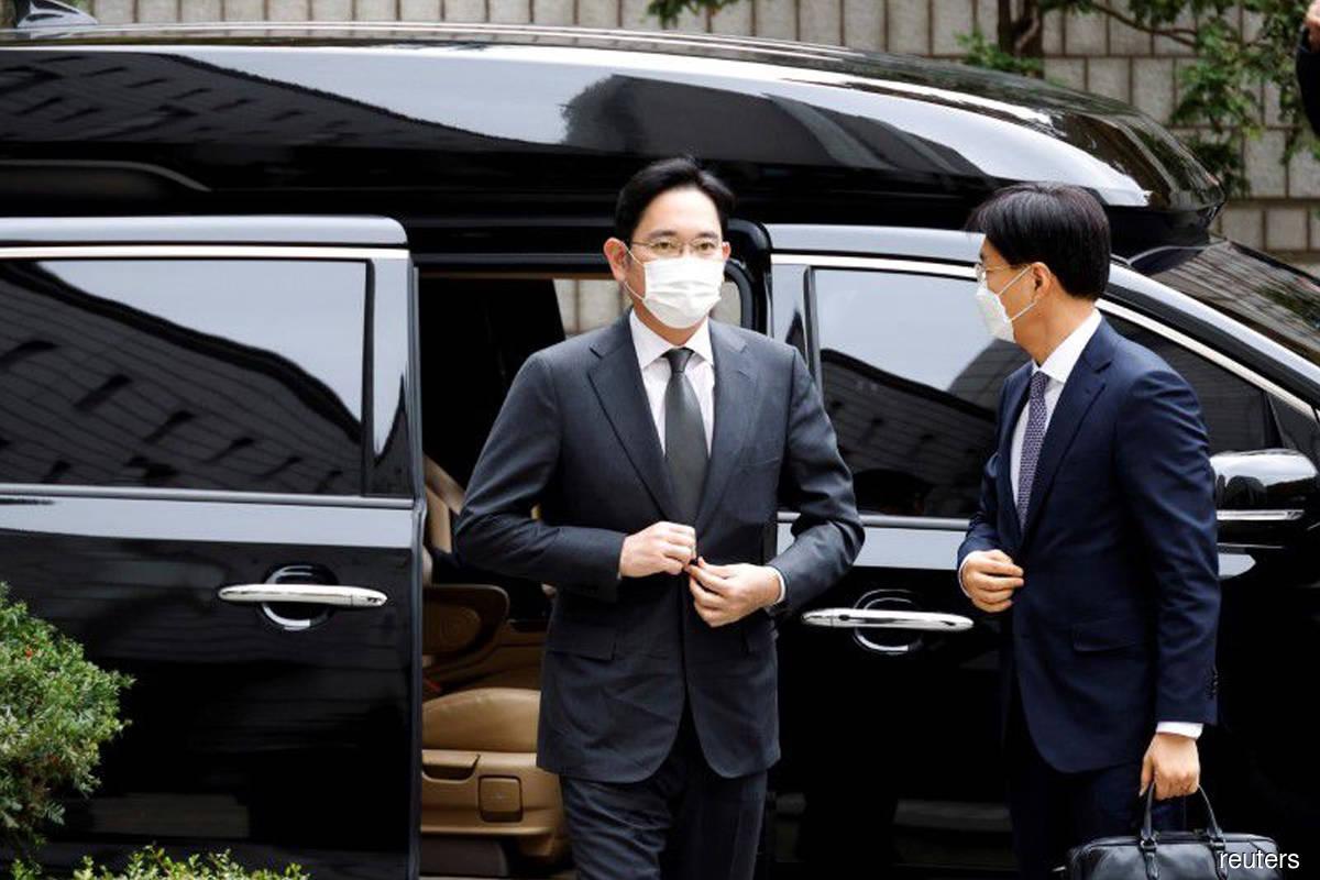 Seoul court fines Samsung leader Lee for unlawful sedative use — Yonhap