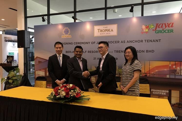 Jaya Grocer to be anchor tenant at The Tropika, Bukit Jalil