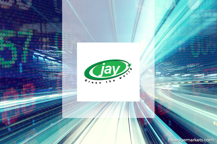 Stock With Momentum: JAYCORP