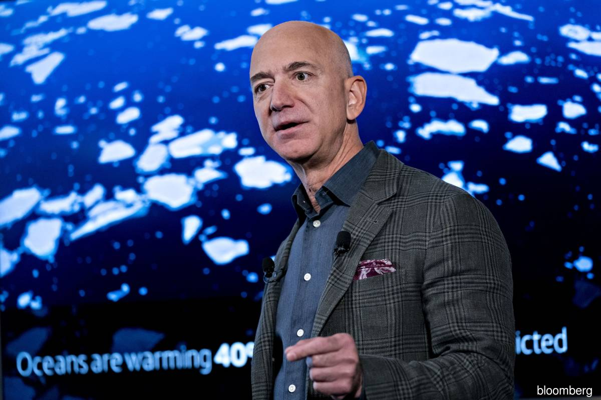 Amazon's Jeff Bezos called upon to save thousands of stranded seafarers