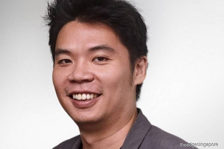 CEO of PatSnap Jeffrey Tiong wins EY Entrepreneur of the Year 2018 Singapore