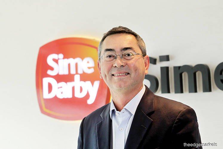 Sime Darby CEO Jeffri Salim Davidson tests positive for Covid-19