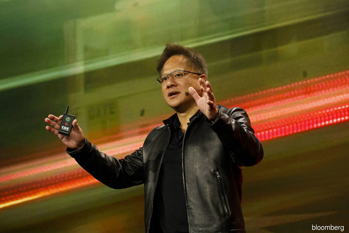 Nvidia buys SoftBank's Arm in record US$40b chip deal