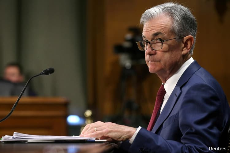 Powell Says Money-Market Turmoil Doesn't Matter for U.S. Economy