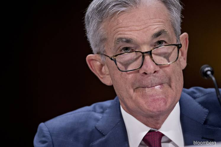 Powell says Fed has room to cut, may have kept policy too tight