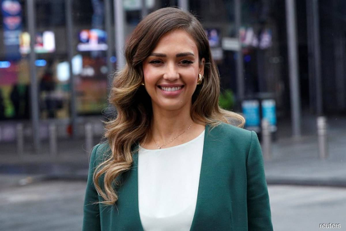 Jessica Alba's Honest Co valued at nearly US$2 bil in strong market debut