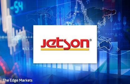 Stock With Momentum: Kumpulan Jetson