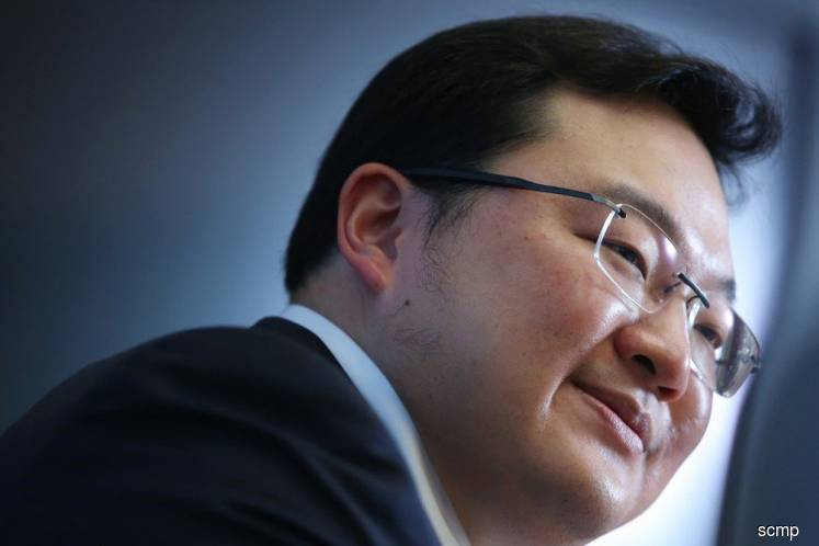 Jho Low lashes out against home seizure | The Edge Markets