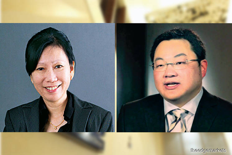 MoF: Goh says she is not related to Jho Low | The Edge Markets