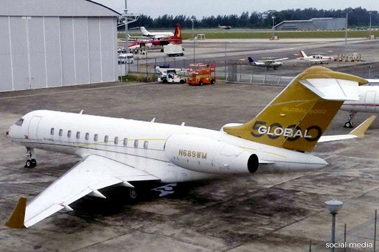 美国法院批准出售刘特佐私人飞机