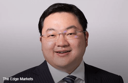 Jho Low operated Falcon accounts that received 1MDB money