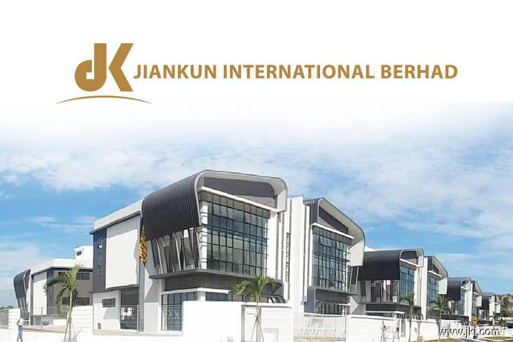 5.9% stake in Jiankun International traded off market