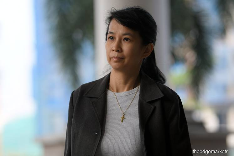Ex-Ambank manager seeks to strike out Najib's suit against her