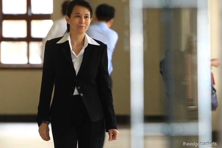 Joanna Yu told to quit AmBank in 2015, High Court told