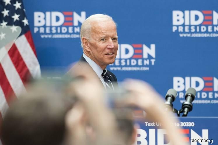 Biden Leads Close Contest in New Hampshire