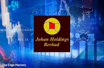 Stock With Momentum: Johan Holdings