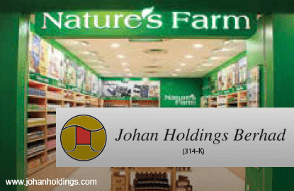 Johan sells stake in Singapore-listed unit