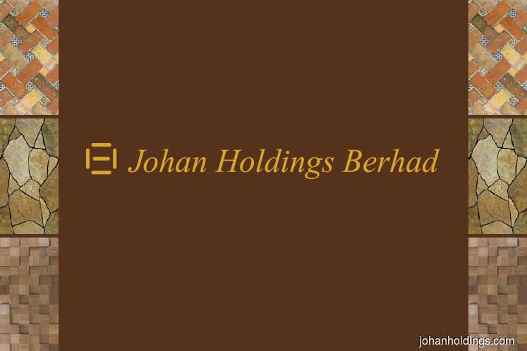 Johan chief ups takeover offer price to 26 sen apiece