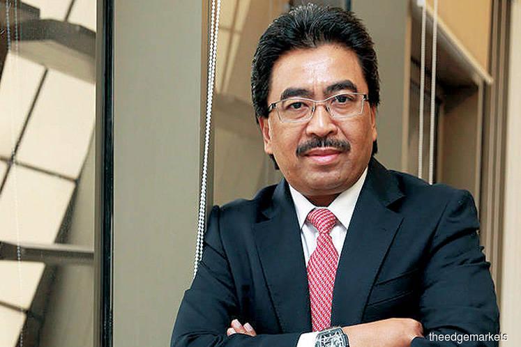 Ex-finance minister II Johari is now KUB chairman