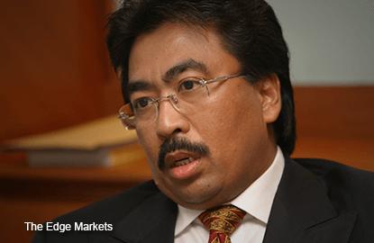 Johari: BNM action against 1MDB is administrative, not criminal