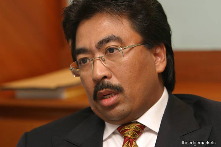 Ex-finance minister II Johari redesignated as KUB chairman