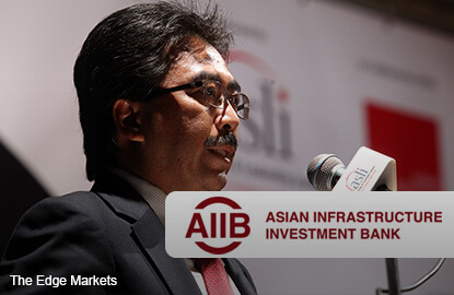 Johari: AIIB-financed projects or companies not exempted from tax regime
