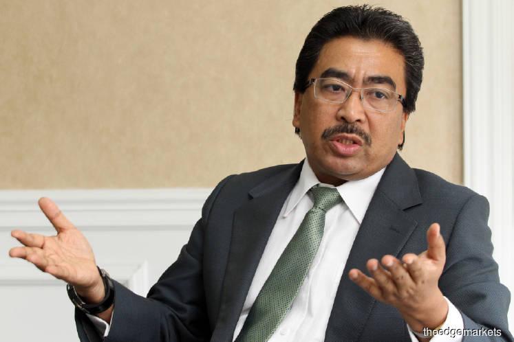 Newsbreak: Johari: I'm not Syed Mokhtar's business