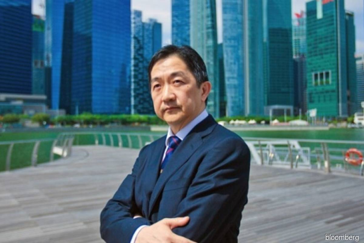 Soh claims his presence was a 'catalyst' to get investments; admits to weakness for sob stories