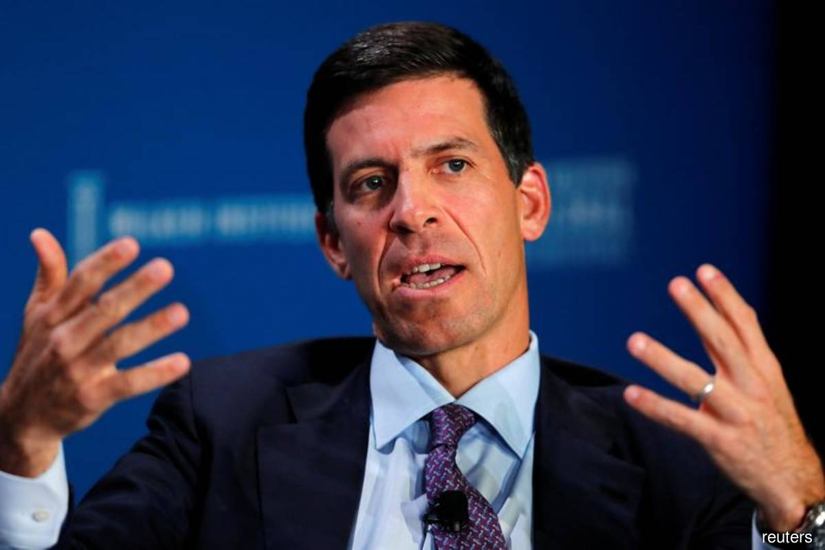 John Waldron, co-head of the Investment Banking Division, Goldman Sachs, speaks at the Milken Institute 21st Global Conference in Beverly Hills, California, US on May 1, 2018. (Photo by Mike Blake/Reuters filepix)