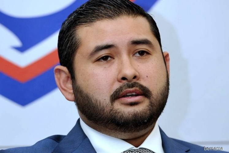 Crown Prince says whoever claims Johor knows of shipping hub projectis a liar