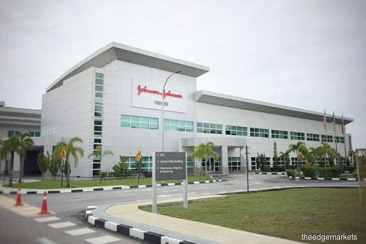 Johnson & Johnson to shut down Kedah plant