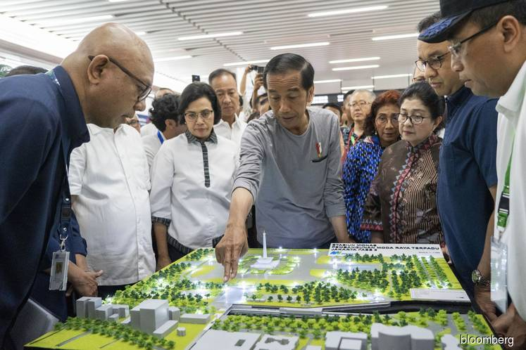 Indonesia preps US$40 bil for a metro to rival Singapore's