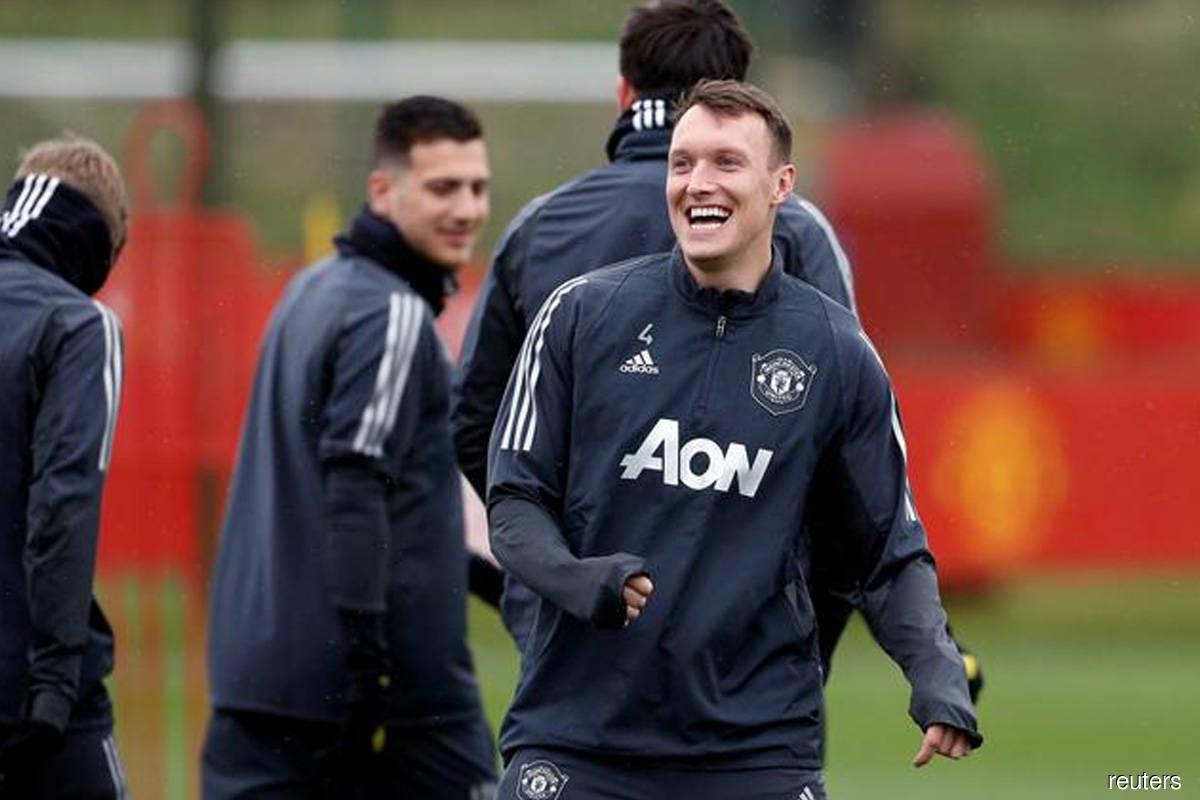 Man United defender Jones to return after 20-month absence