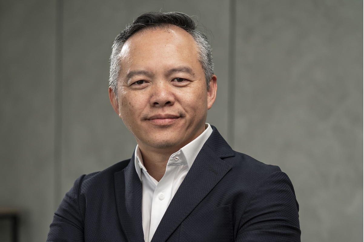 Joshua Chin, founder and CEO of Linear Channel