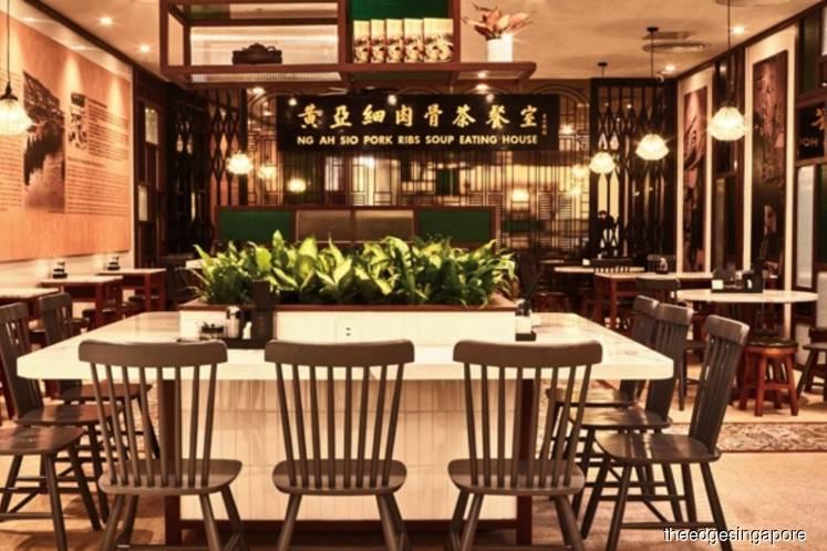 Jumbo opens maiden bak kut teh and chicken rice restaurants in Shanghai