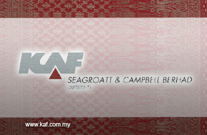 KAF Investment Bank launches MGO for KAF-Seagrott & Campbell at RM2.70 per share
