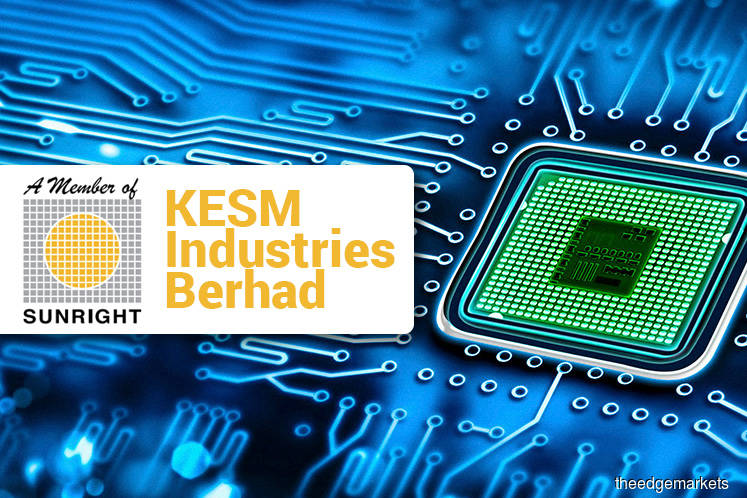 KESM 2Q net profit tumbles on trade war headwind