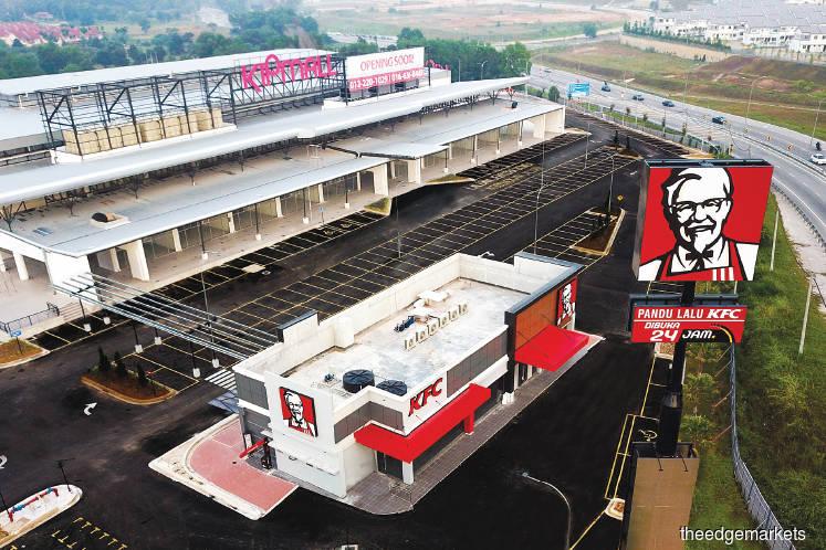 KIP Mall Desa Coalfields in Sungai Buloh  to open early next month